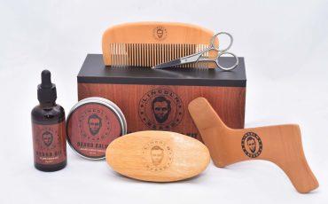ערכת לעיצוב זקן Lincoln beard