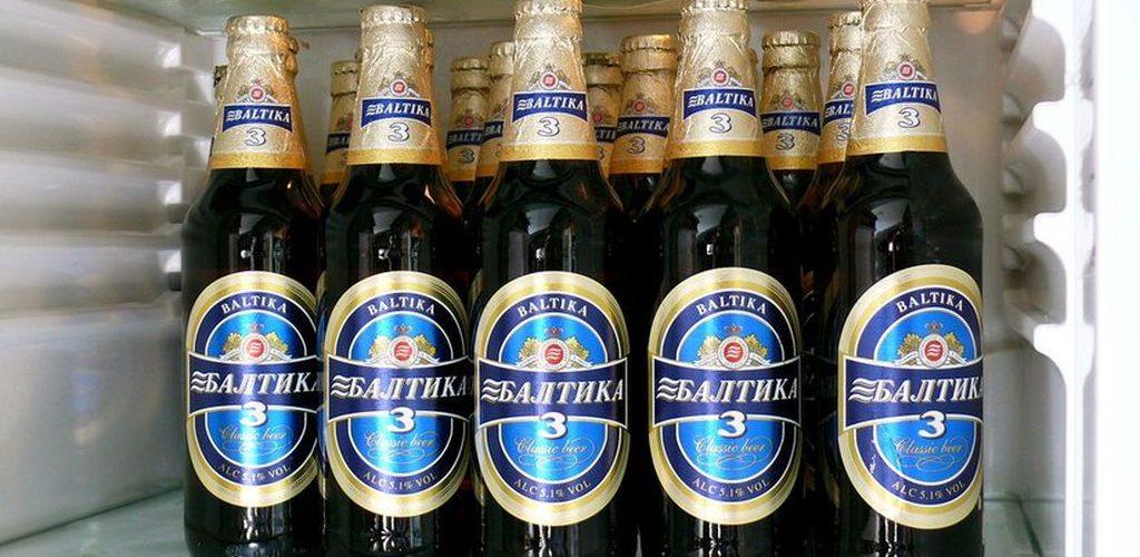 בלטיקה בירה רוסית