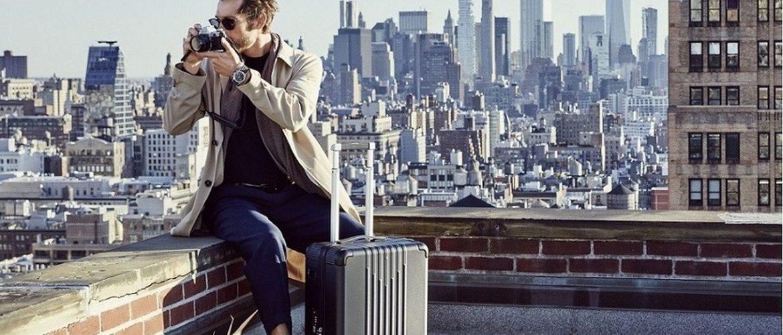 חדש! מזוודות טרולי של מון בלאן MONTBLANC