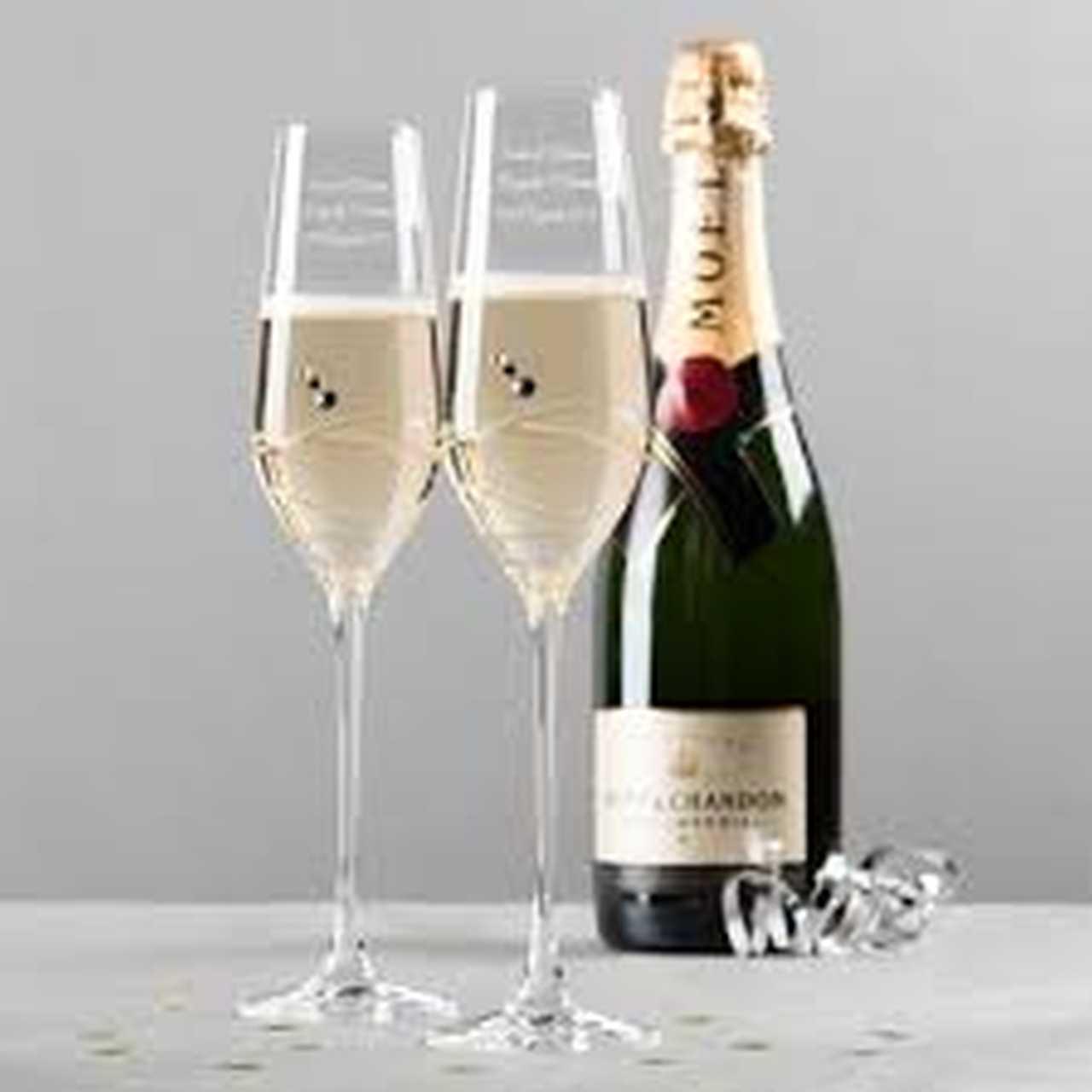 כוסות שמפנייה