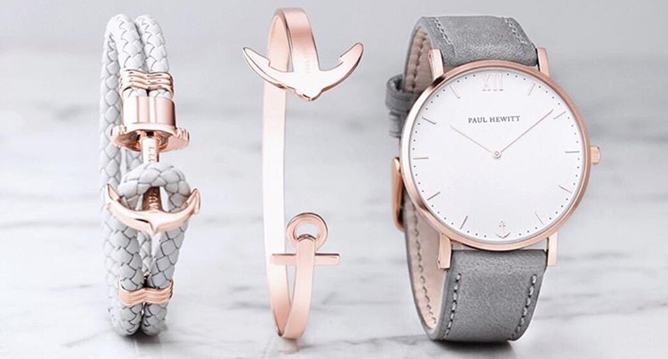 שעון PAUL HEWITT מבית מחוג וייס