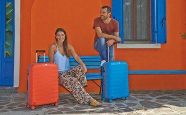 מזוודה איכותית רוןקאטו RONCATO איטלקי
