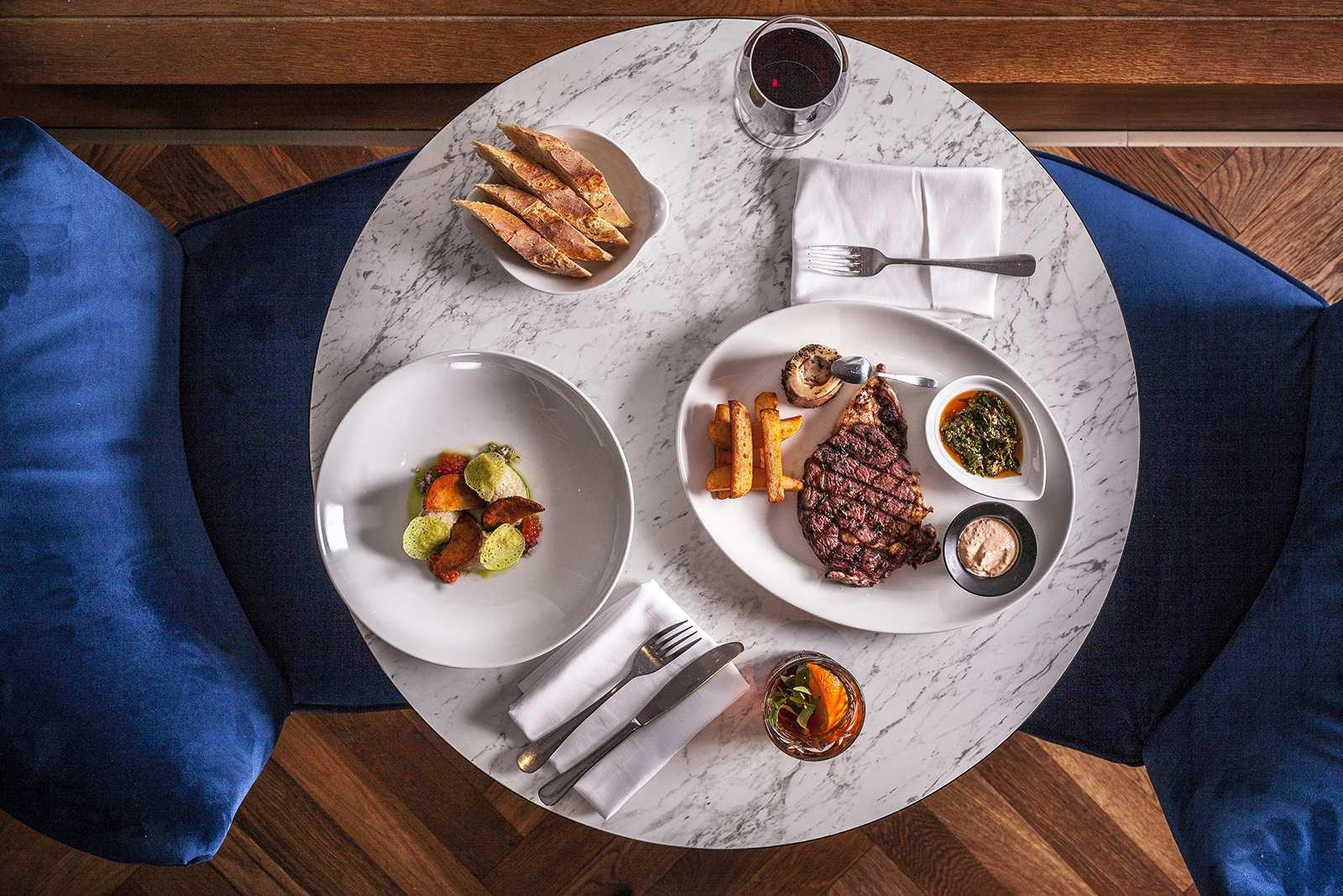 מסעדת הולה בתל אביב מלון דן