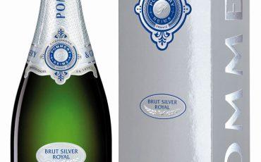 שמפניה פומרי ברוט סילבר