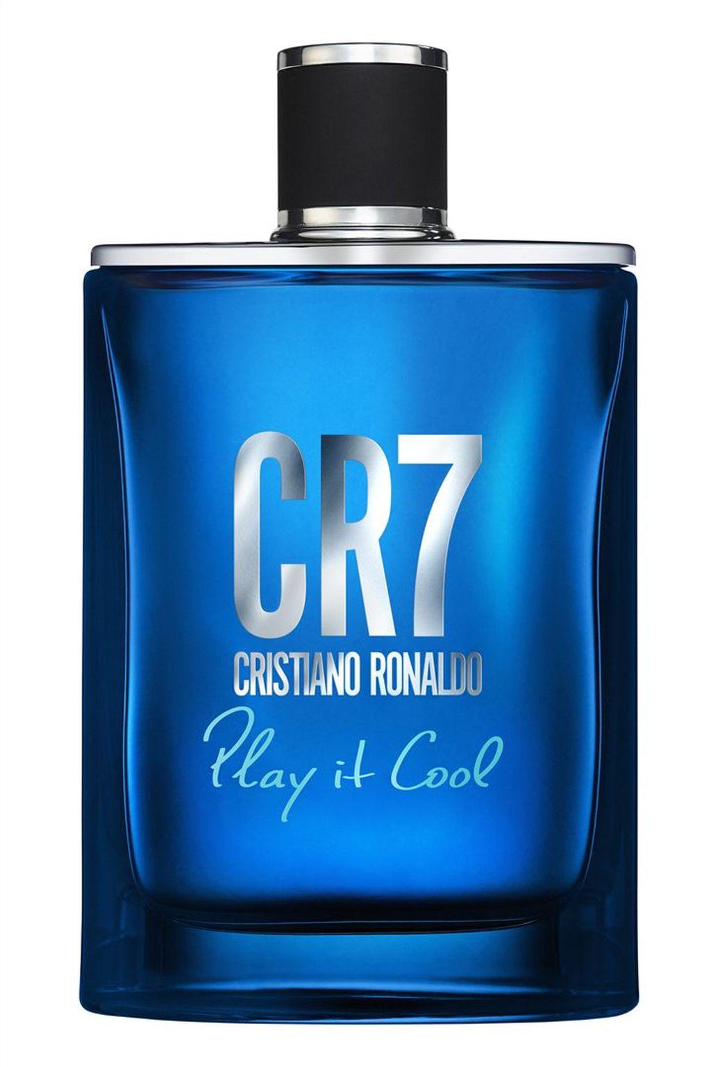 בושם חדש לגבר של כריסטיאנו רונאלדו