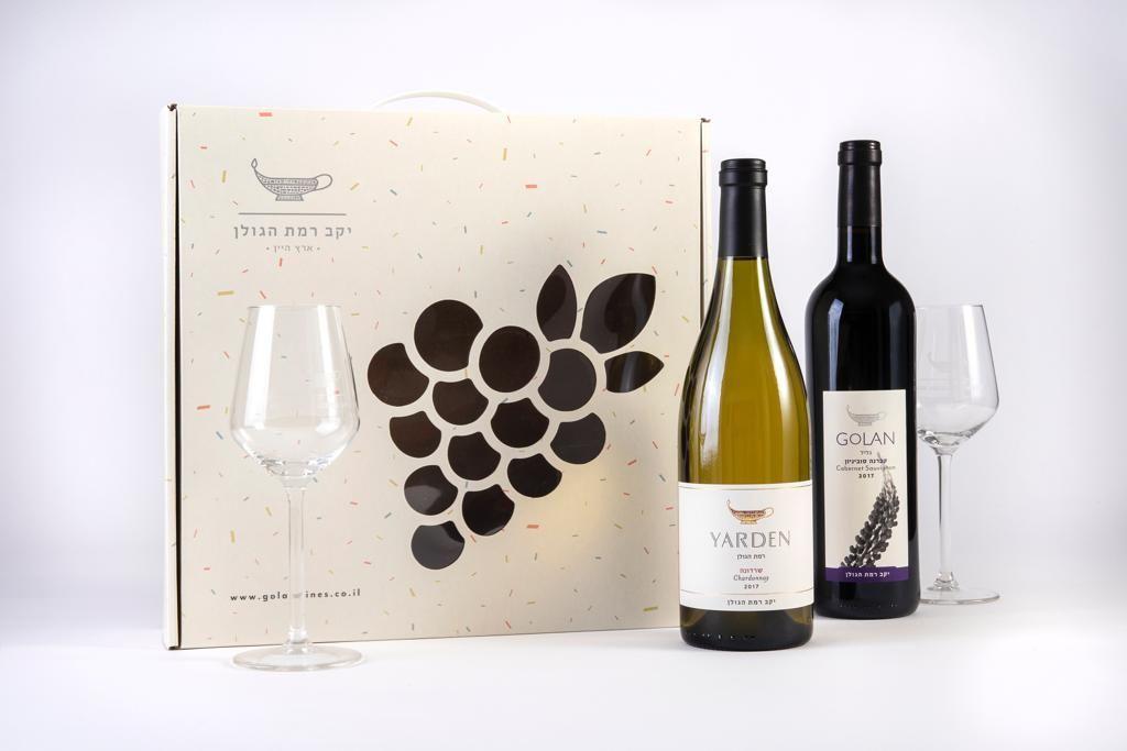 יינות יקב רמת הגולן לשולחן החג