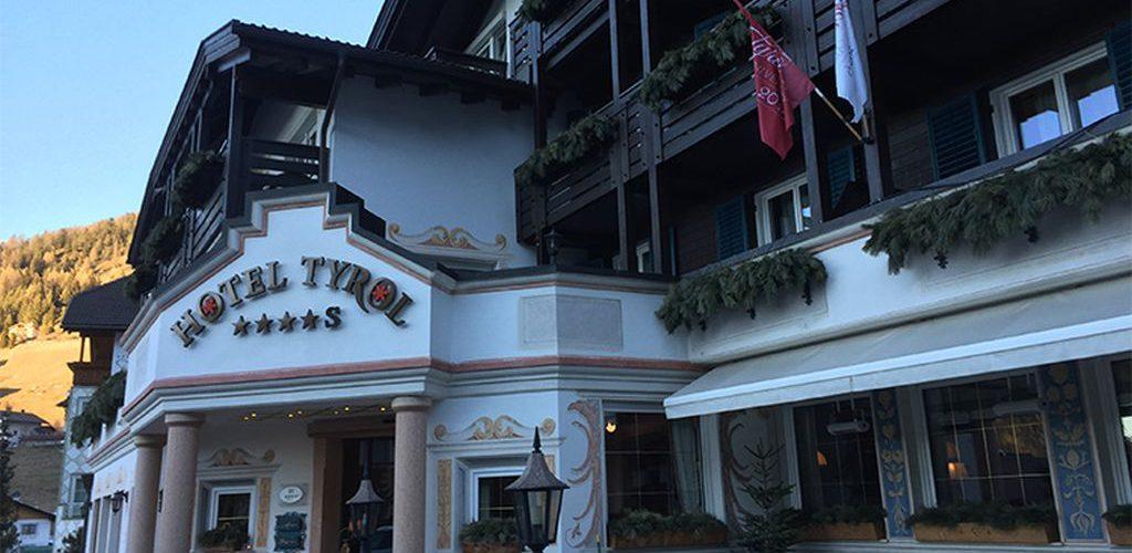 מלון טירול איטליה סלבה ואל גרדנה