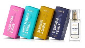 ארבעת הבשמים החדשים שלStory