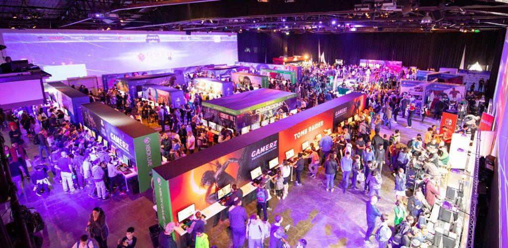 פסטיבל הגיימינג והטכנולוגיה של ישראל