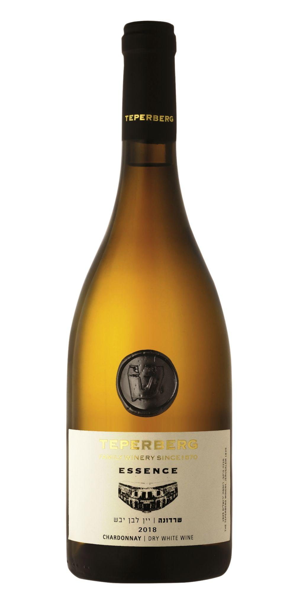 יין שרדונה אסנס יקב טפרברג