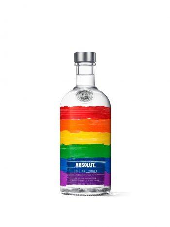 וודקה אבסולוט משיקה את ABSOLUT RAINBOW לקראת האירוויזיון ושבוע הגאווה,