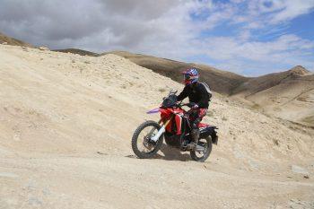 אופנוע הונדה CRF 250