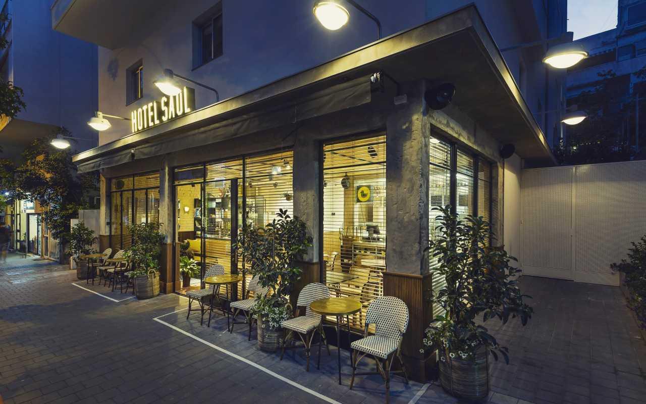 מלון סול בוטיק תל אביב