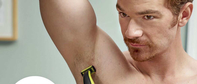 Philips OneBlade פיליפס לקיצור עיצוב וגילוח שיער הפנים והגוף