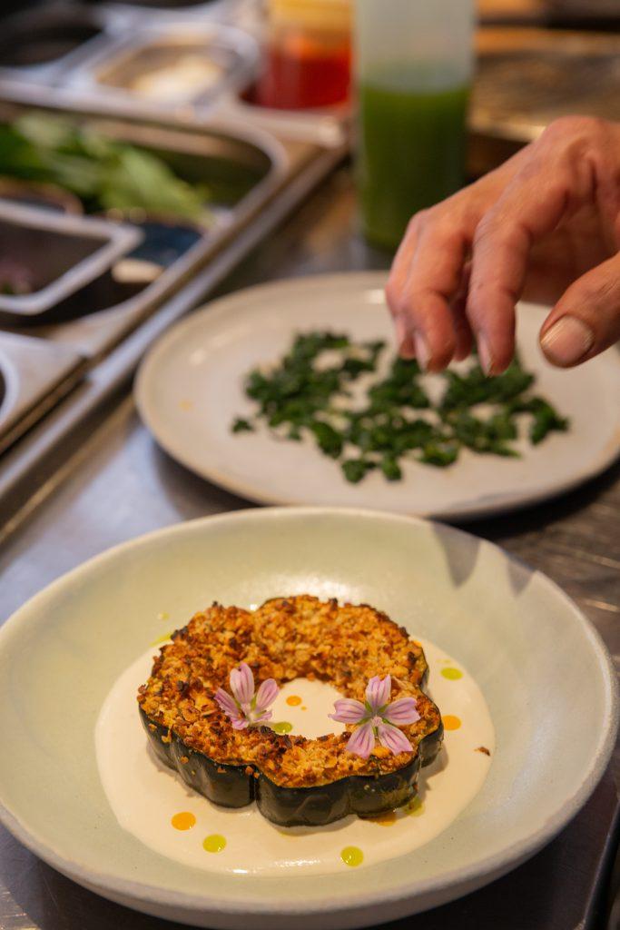 טיול למטבח של רמה עם סוזוקי קרוסאובר