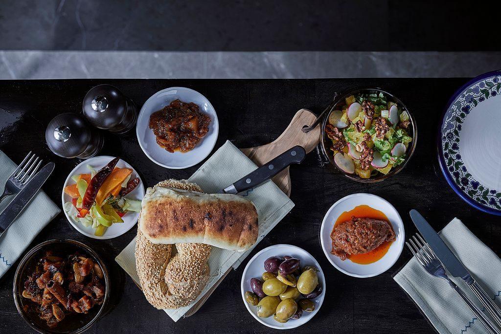 מלון ענבל ירושלים, מסעדה 02