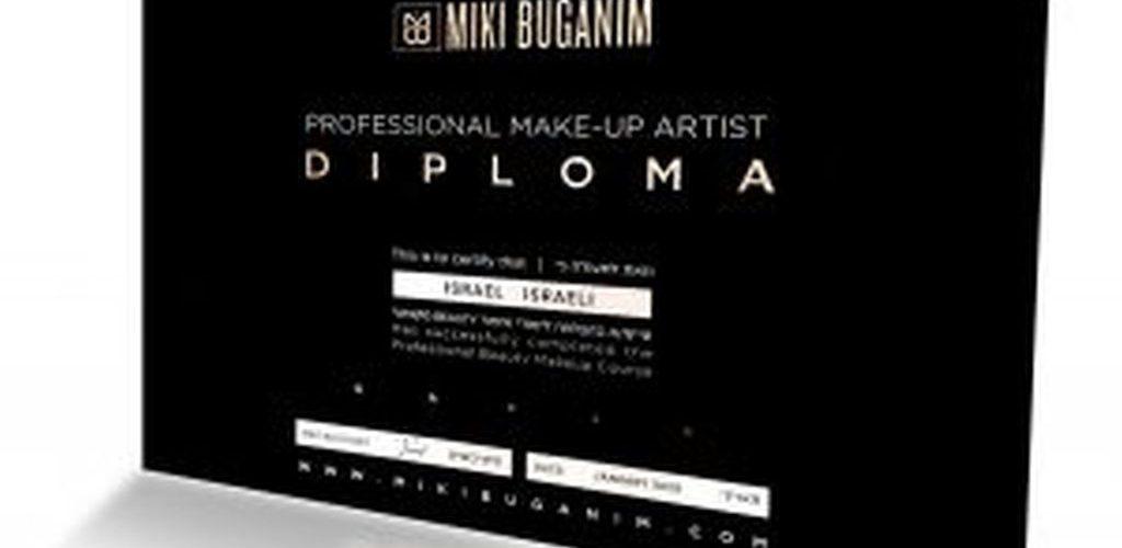 קורס איפור מקצועי של מיקי בוגנים