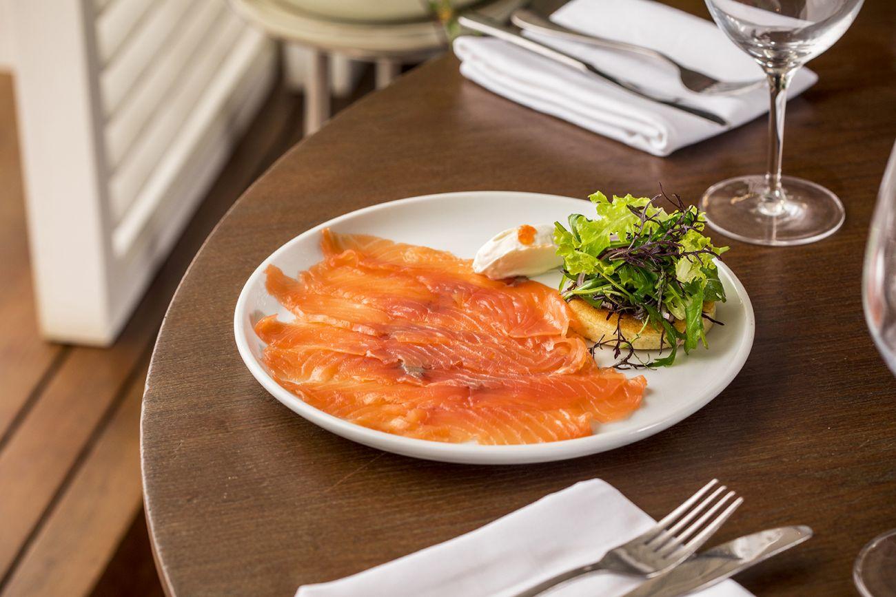 מסעדת הולה בראסרי תל אביב מלון דן
