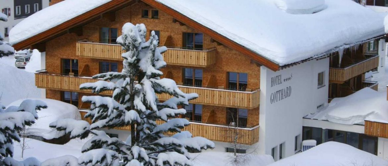 Hotel Gotthard מלון סקי באוסטריה