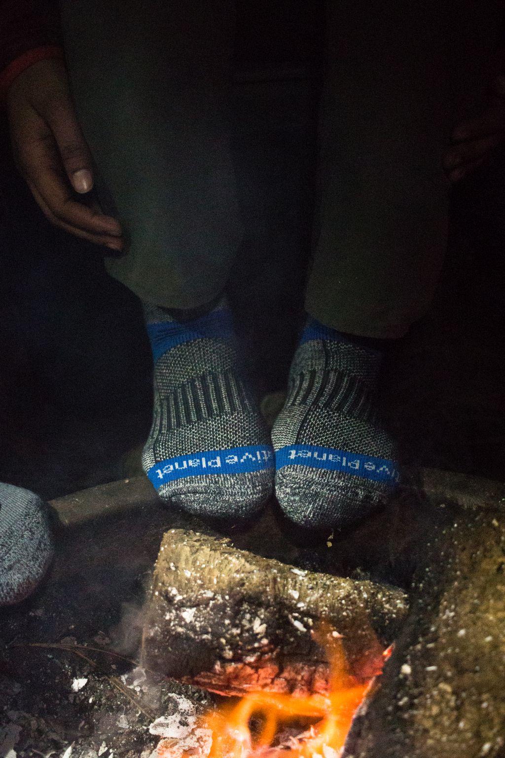 גרביים מנדפות נייטיב פלנט