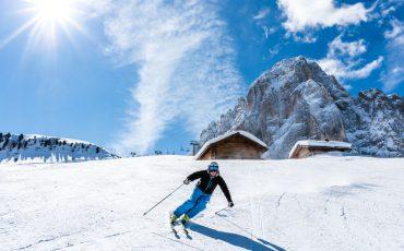 סקי באיטליה ואל גרדנה