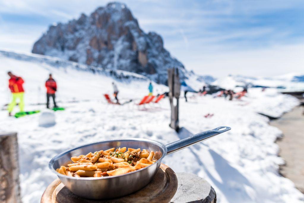 סקי באיטליה בואל גרדנה