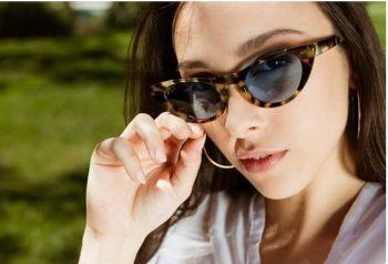 משקפי שמש מעוצבים של מותגים לנשים