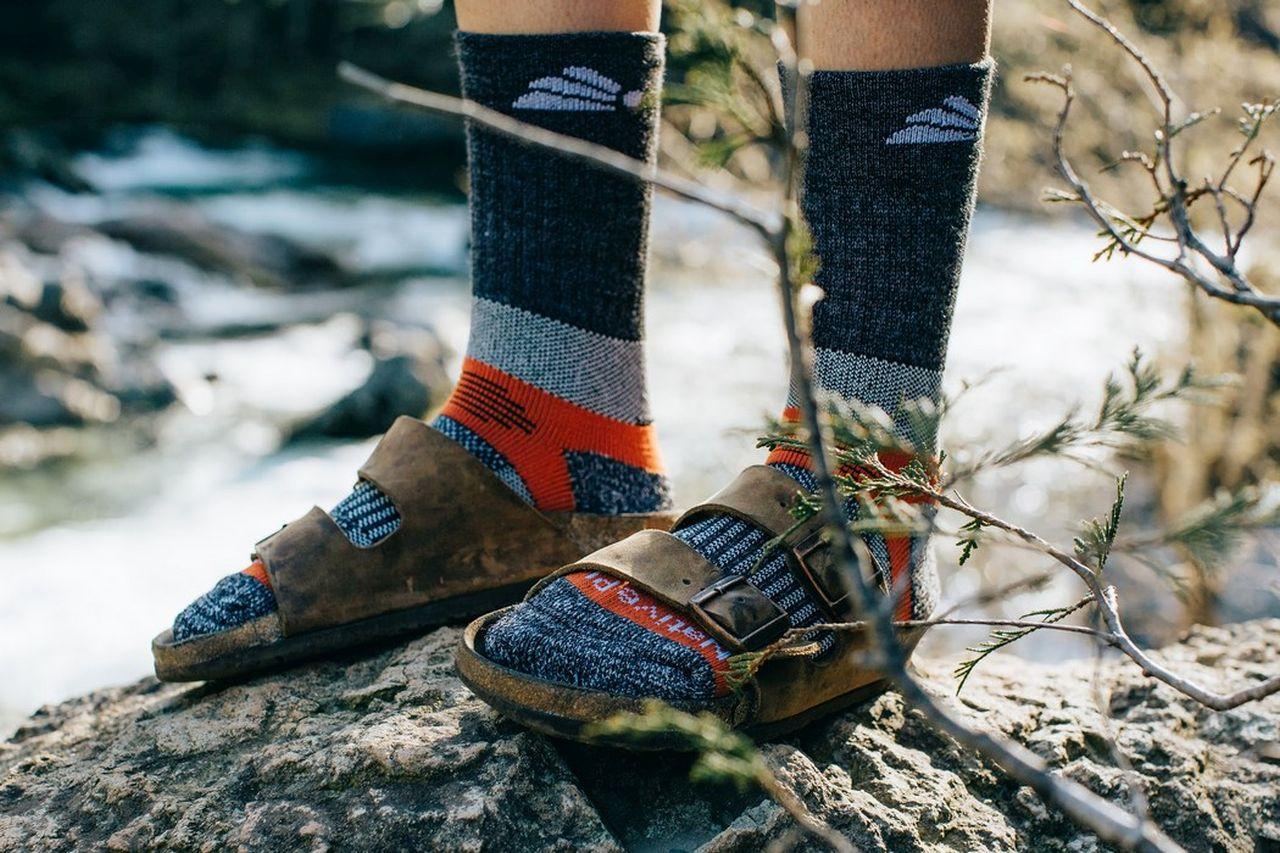 גרביים מטיילים נייטיב פלנט