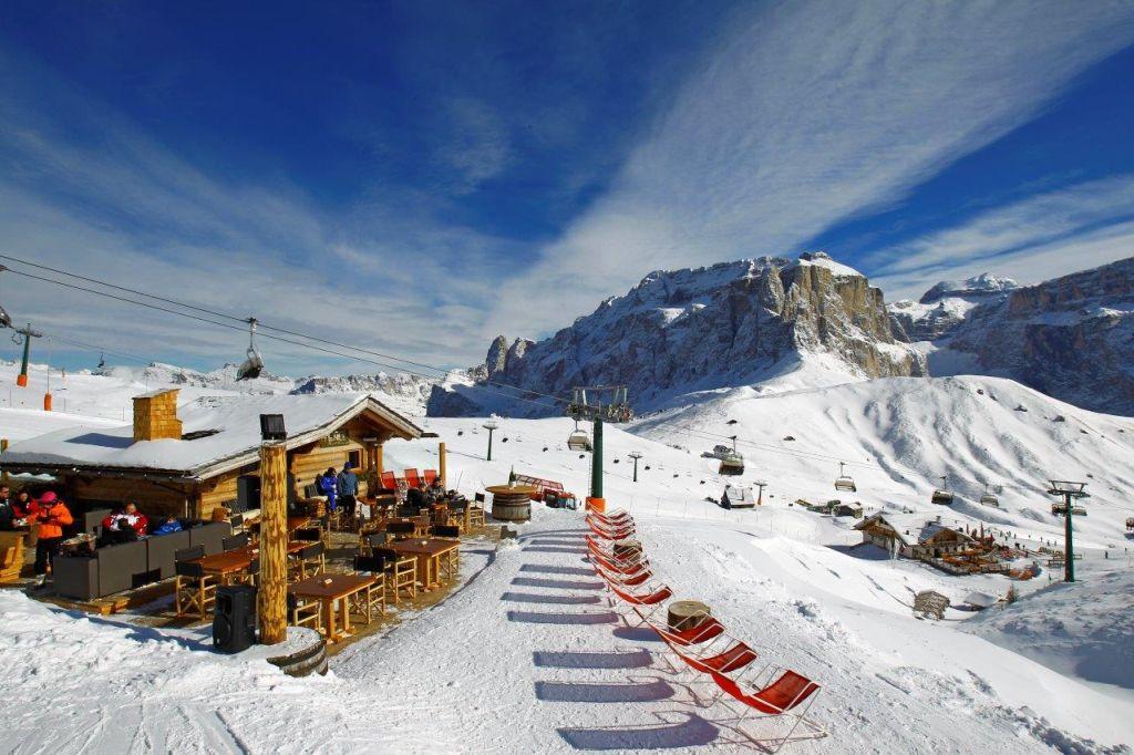סקי באיטליה אל גרדנה